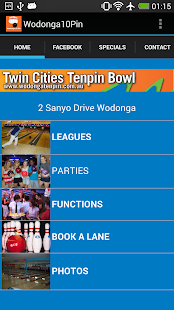 Wodonga 10 Pin - screenshot