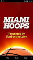 Screenshot of Miami Hoops