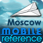 Moscow, Russia - Guide & Map icon