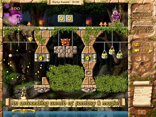 Fairy Treasure Brick Breaker - screenshot