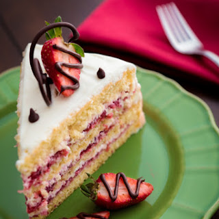 Strawberry Layer Cake Recipes