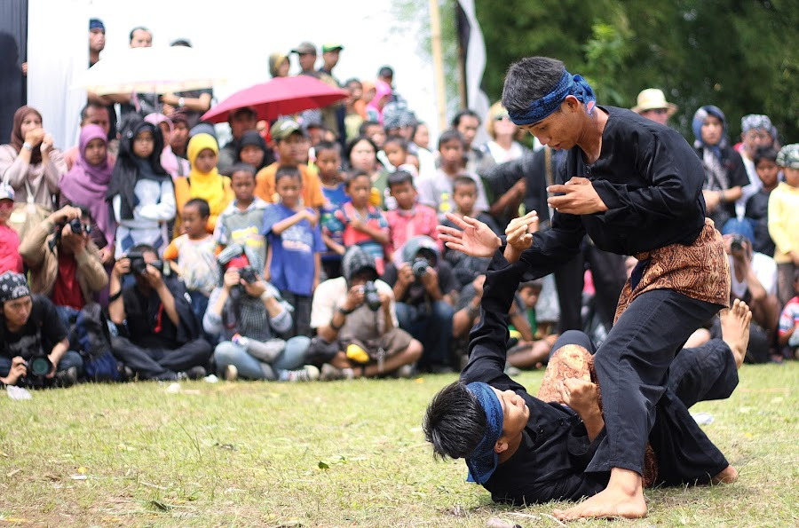 Pencak Silat by Rully Kustiwa - Sports & Fitness Other Sports ( pencak silat, sport, canon eos,  )