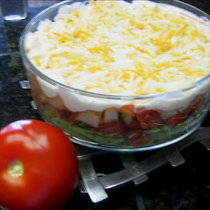 Cooking Light's Seven-Layer Salad