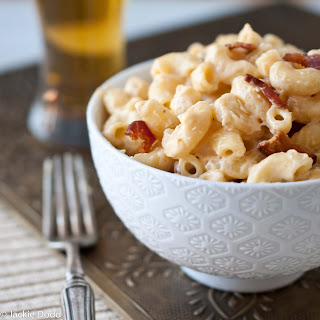 Stove Top Beer And Bacon Mac And Cheese
