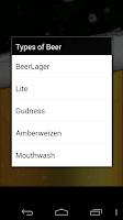 Screenshot of iBeer FREE