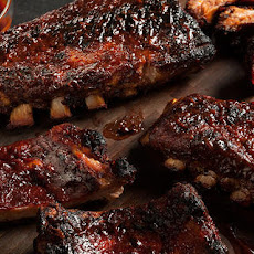 Easy BBQ Baby Back Pork Ribs