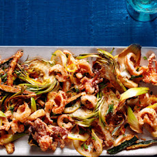 Light and Crispy Fritto Misto