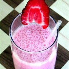 Strawberry Yogurt Cooler