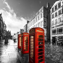 R5 by Don Alexander Lumsden - City,  Street & Park  Street Scenes