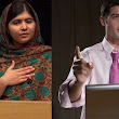 White Guy Honored To Have Earned Nobel Peace Prize For Malala Yousafzai