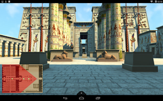 Screenshot of Ancient Egypt 3D