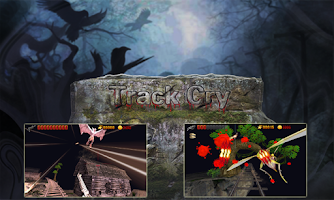 Screenshot of Track Cry