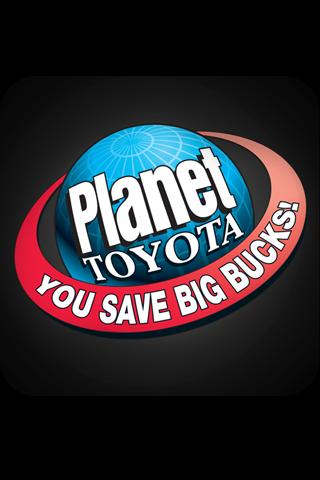 Planet Toyota DealerApp