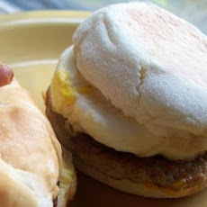 Sausage Egg Mc Muffin