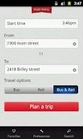 Screenshot of METRO TRIP
