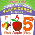 Talking Preschool Flash Cards icon
