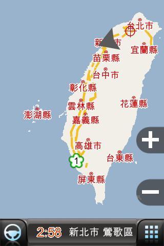 哪裡哪裡 whereMap 台灣地圖