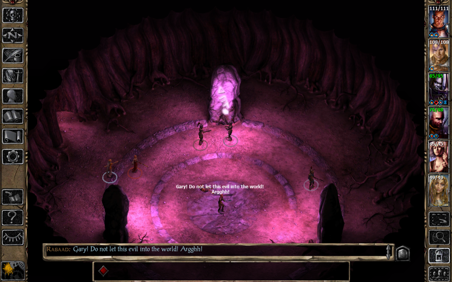Baldur's Gate II Screenshot 13