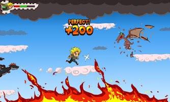 Screenshot of eXtreme Runner