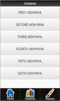 Screenshot of Svetasvatara Upanishad