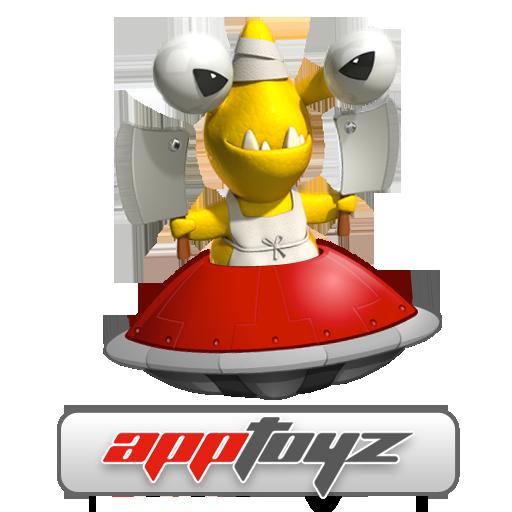 apptoyz Alien Attack 街機 App LOGO-APP試玩