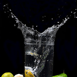 Veg Splash #12 by Rakesh Syal - Food & Drink Fruits & Vegetables