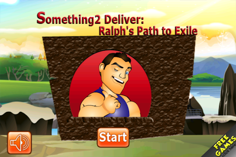 Something2 Deliver Ralphs Path - screenshot