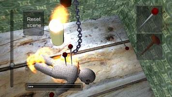 Screenshot of voodoo doll 3D LITE
