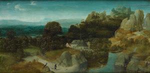 RIJKS: workshop of Joachim Patinir: painting 1520