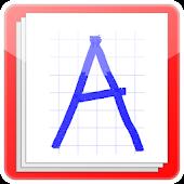 App LETTERS Write English ABC 123 APK for Windows Phone