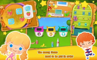 Screenshot of Candy's Home