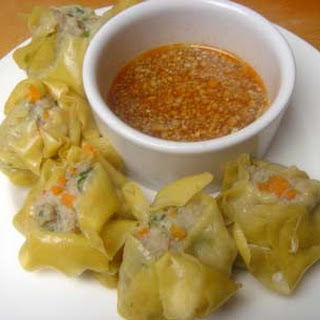Chinese Dumplings With Wonton Wrappers Recipes