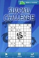 Screenshot of SUDOKU Challenge - Lite