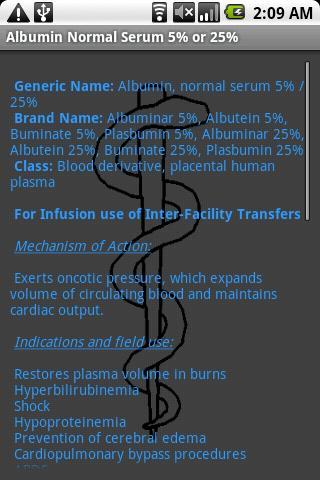 【免費書籍App】ALS Drug Profiles-APP點子