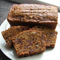 Date And Nut Loaf Cake