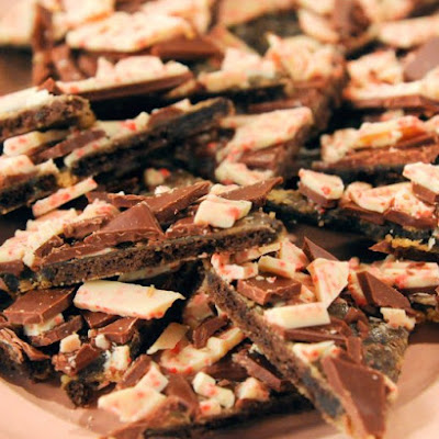 Chocolate-Peppermint Crunch