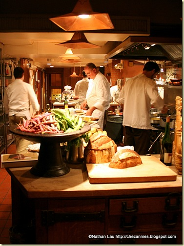 Into the Kitchen @ Chez Panisse