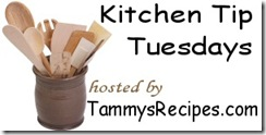 kitchen tip tuesday