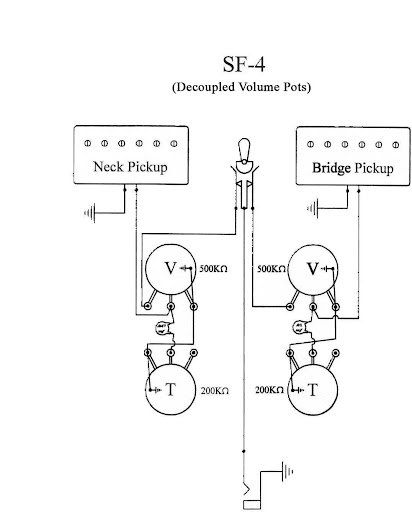 starfire wiring [archive] let\u0027stalkguild Les Paul Wiring Diagram