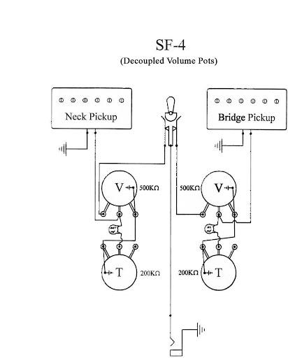 starfire wiring rh letstalkguild com HSH Guitar Wiring Diagrams Guitar Wiring Diagrams 3 Pickups