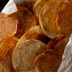 Taro Chips Recipe