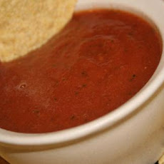 Very Quick and Easy Salsa