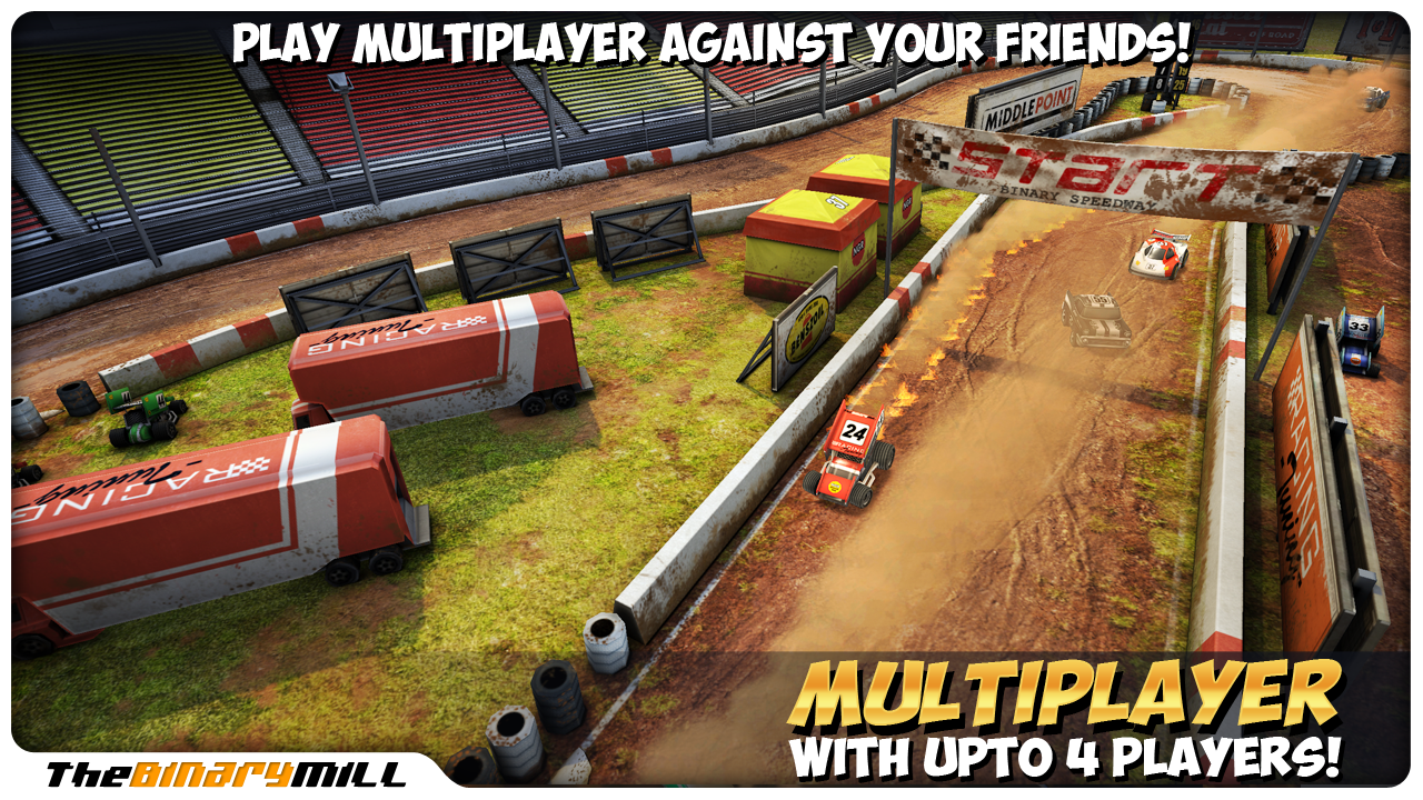 Mini Motor Racing Screenshot 19