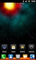 Screenshot of Infinity Go Theme