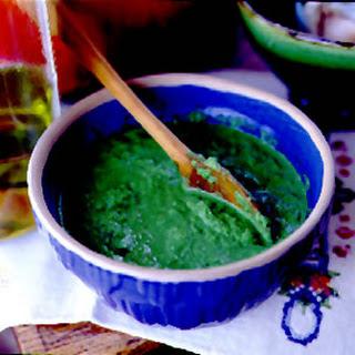 Green Chile Cilantro Sauce Recipes