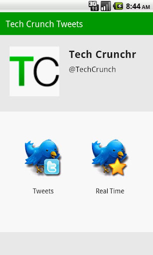 Tech Crunch Tweets