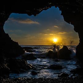 Dana Point, CA by Ed Mullins - Landscapes Sunsets & Sunrises