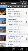 Screenshot of MyApartmentMap Apartments Tool