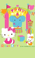Screenshot of HELLO KITTY LiveWallpaper10