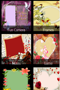 birthdayframe - screenshot